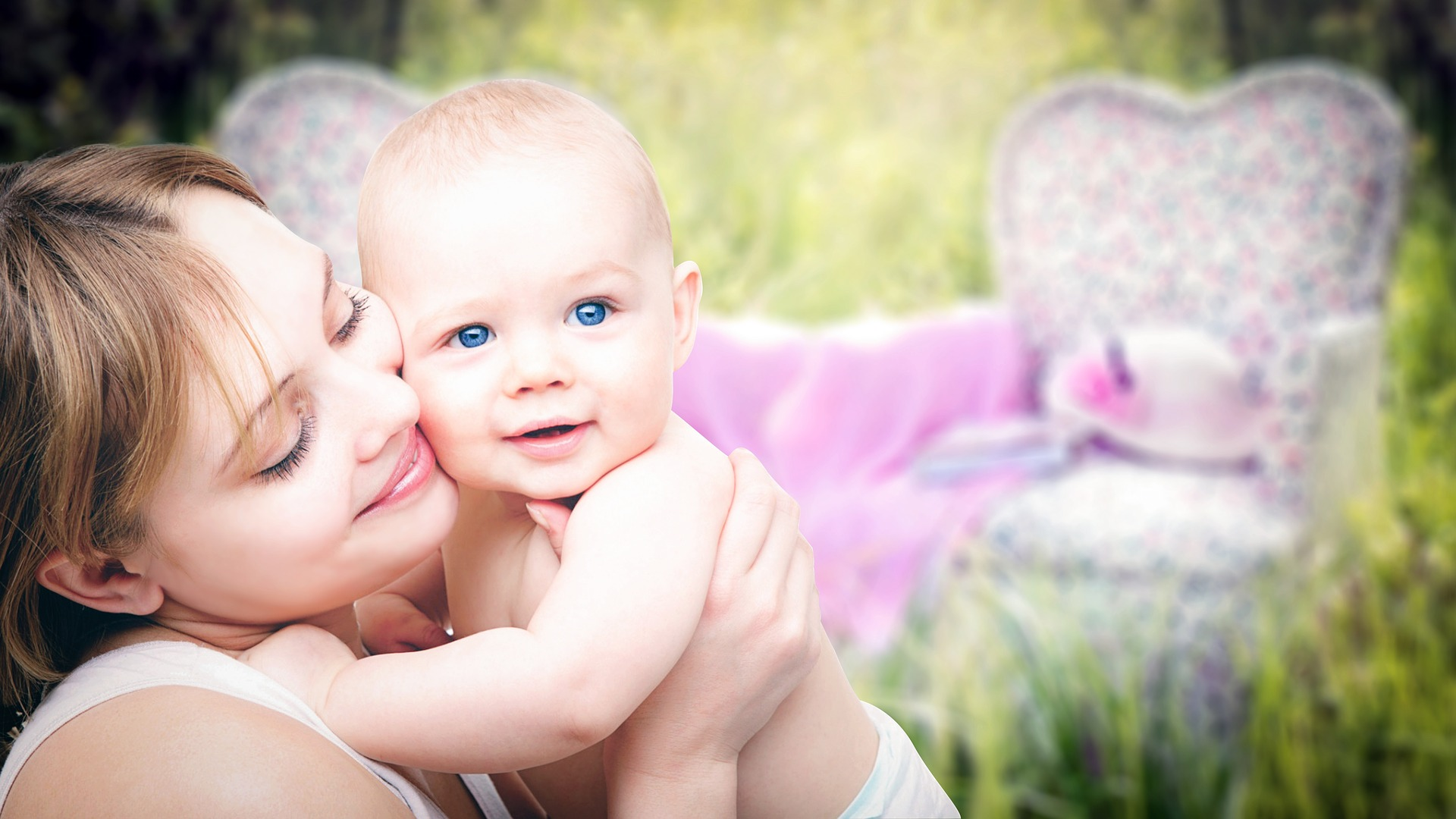 Motherhood is beautiful and full-filling to every woman's life. to