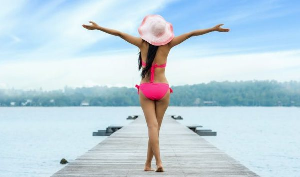 How to lose belly fat quickly for the summer season!